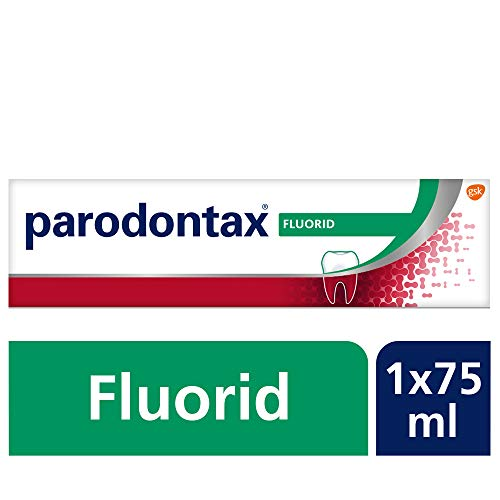 Parodontax 83951 Fluorid Zahncreme, 75 ml
