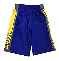 Under Amour Men Ua Disruptor Basketball Shorts (S, Royal)