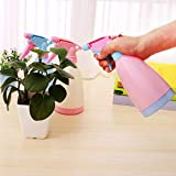Potatogirl Watering Can Pot Graden Flower Spray Bottle Hand Pressure