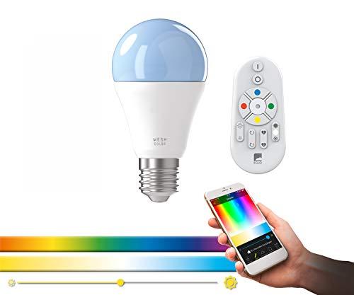 Eglo Lichtfarbe individuell steuerbar (2.700 K - 6.500 K)
