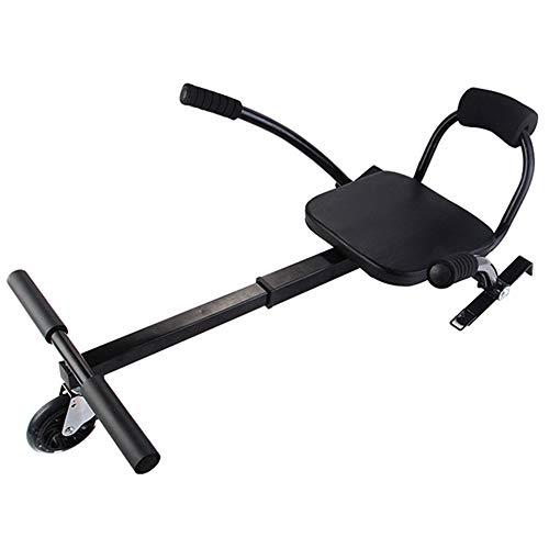 LMEI-HBSITZ Hoverboard Sitz, Elektrisches Hoverboard-Kart-SitzzubehöR FüR Alle Hoverboard-Balanced-Scooter (6,5-10 Zoll) / Kinder Und Erwachsene