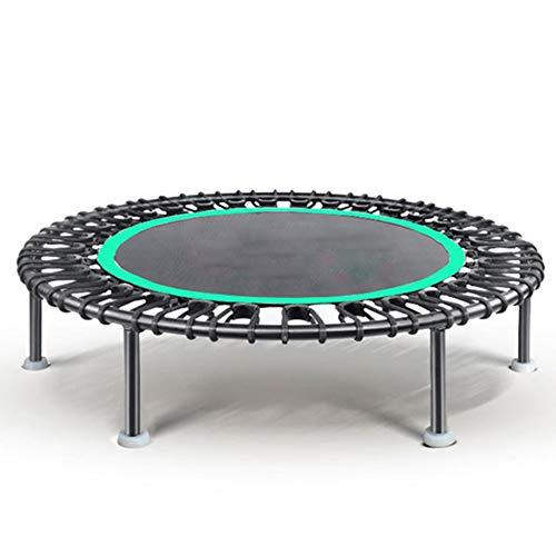 Chenhs-tappeto elastico  corda elastica silenziosa tubo in acciaio zincato uso for bambini for adulti tappetini antiscivolo trampolino da giardino, 2 colori (color : green, size : 101x26cm)