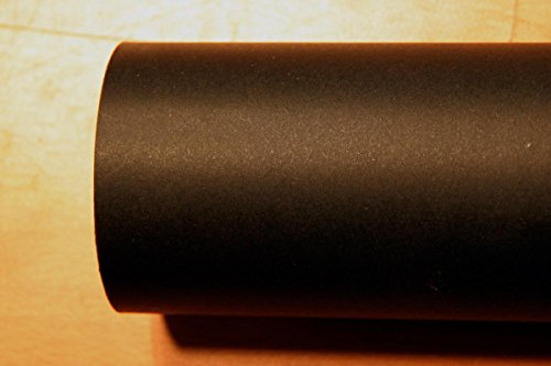 Hintergrundkarton schwarz Foto Papierhintergrund 2,72 x 11m 150g/qm