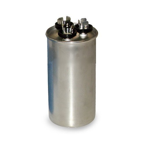 Motor Dual Run Capacitor Round 35 + 5 uf MFD 440 Volt VAC 12783 by Mars -