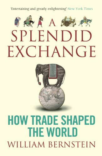 410gAaLWyoL - NO.1 BEST BUY A Splendid Exchange: How Trade Shaped the World price Review uk