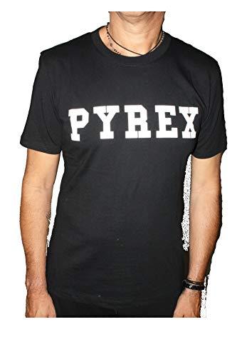 Pyrex t-shirt uomo colore nero modello 34200 (m)