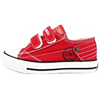 Carrera Jeans Sneakers Niños Azul/Rojo Lona (33 EU, Rojo)