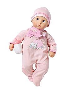 Zapf Creation 794463 - my first Baby Annabell mit Schlafaugen, rosa