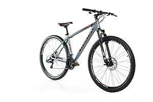 "Moma Bikes Vélo VTT, GTT29"", Aluminium, SHIMANO 24V, Freins a Disque, Suspension Avant (Plusieurs tailles)"