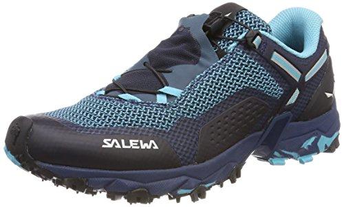 Salewa Damen WS Ultra Train 2 Trekking- & Wanderschuhe, Blau (Capri/Poseidon 3395), 42.5 EU Schuhe Capri