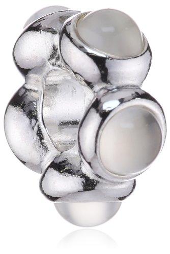 Pandora 790538ms - bead componibile da donna, argento