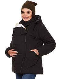 Zeta Ville - Chaqueta acolchada premamá abrigo panel extraíble - mujer - 075c