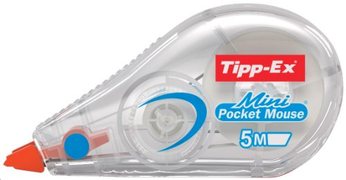 Tipp-Ex Korrekturroller Tipp-ex Mini Pocket Mouse 5mm x 5m