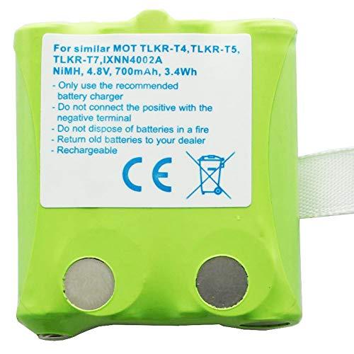Energy 4047038364502-Batteria compatibile per Motorola TLKR T4, TLKR T5, TLKR T7