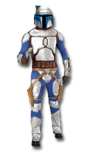 Jango Fett Science Fiction (Fett Kostüm Jango Helm)