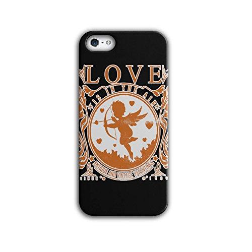 Liebe ist Im Luft Valentine Amor Pfeil iPhone 5 / 5S Hülle   Wellcoda