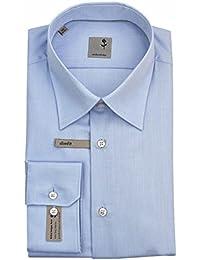 Seidensticker Herren Businesshemd Tailored extra langer Arm mit Kent-Kragen bügelfrei
