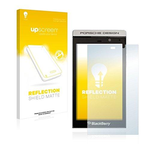upscreen Reflection Shield Matte Bildschirmschutz Schutzfolie für BlackBerry P9982 Porsche Design (matt - entspiegelt, hoher Kratzschutz)