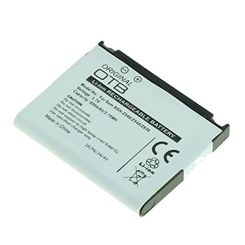 OTB Akku kompatibel zu Samsung SGH-Z540 / SGH-Z630 / Giorgio Armani Li-Ion