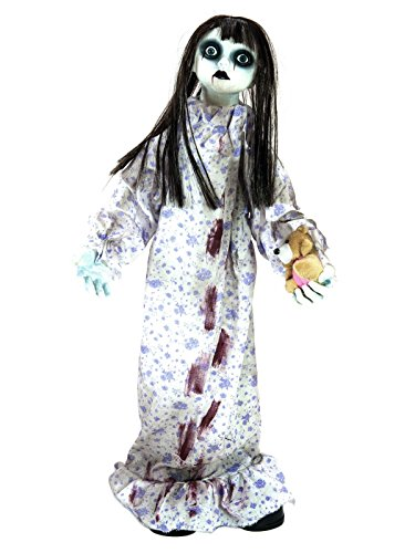 iert stehend (Puppe Haar Halloween)