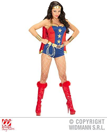 Comic Book Girl's Costume Medium for Film Superhero Fancy (Comic Dress Kostüme Fancy)