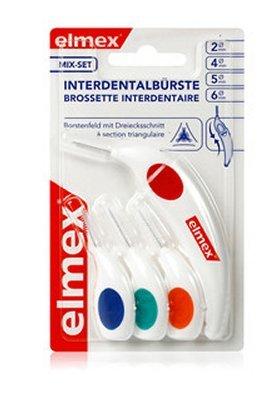Elmex Interdentalbürste Mixset, 1 St