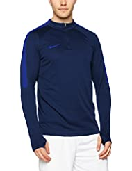 Nike M nK sQD coutil Top Shirt à manches longues, homme
