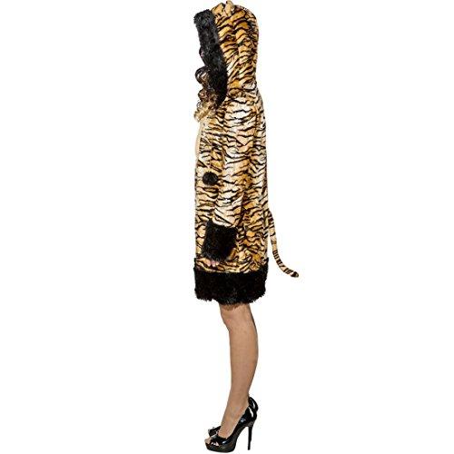 Imagen de disfraz mujer tigre  es 44/46 m/l | vestido tigre | disfraz felino | traje gato montés alternativa