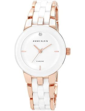 Anne Klein - Damen -Armbanduhr- AK/1610WTRG