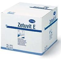 Hartmann Zetuvit E Non-Sterile Absorbent Dressing Pads, 10cm x 10cm by Zetuvit E preisvergleich bei billige-tabletten.eu
