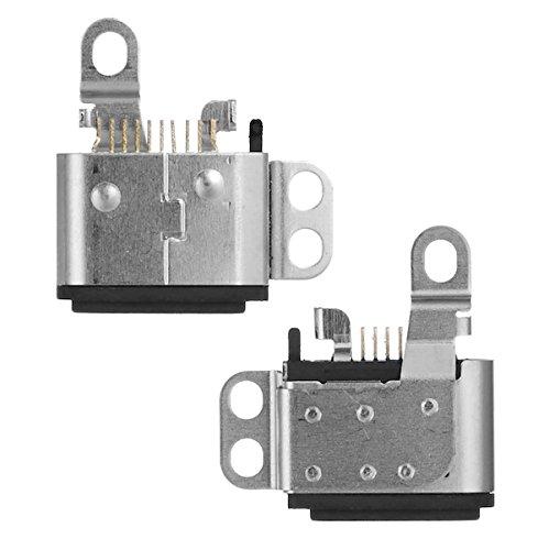 BisLinks® Schwarz Dock Charging Port Connector Ersatz Für iPod Nano 7th Gen Generation Ipod Nano Port