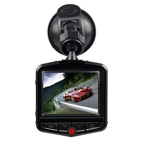 """Asnlove 2,5""""Full HD 1920x1080 170°Weitwinkel Auto Kamera DVR Dash Cam Dashboard Camcorder Black Box mit G-sensor, Automatische Loop-Zyklus Aufnahme, Nachtsicht, SOS, Bewegungsmeldet Mit einschließlich 32 GB TF-Karte -Blau"""