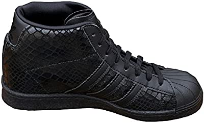 Adidas - Superstar UP W - S79379 - Color: Negro - Size: 40.0