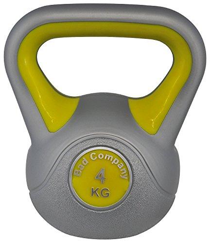 Color-Line Kettlebell Kugelhantel Hantel Gewicht Handgewicht inkl. deutschsprachiger bebilderter Trainingsanleitung - Größen frei wählbar (St.)