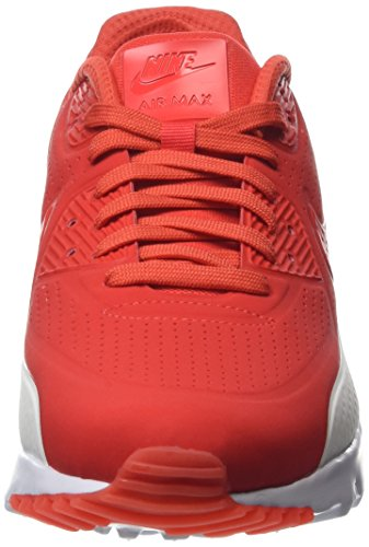 wholesale dealer 4371e 3a0f5 Nike Air Max 90 Ultra Moire, Chaussures De Course À Pied Homme Rouge ( pourpre ...