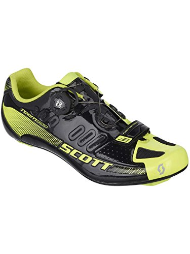 Scott Road Team Boa, Cyclisme men Black / Yellow