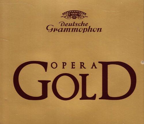 Opera Gold (Che Gelida Manina,La Donna E' Mobile,M'appari,Una usato  Spedito ovunque in Italia