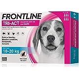 6 Pipette Frontline Tri-Act Spot-On per Cani M (10 - 20 kg)