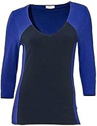 CLASS INTERNATIONAL Bodyforming-Leomuster Shirt Größe 46