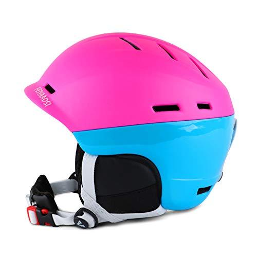 4f3bedfbb05e2 XBDOT Profession Ski Helme Adulte Snowboard vélo Neige Casque randonnée  équitation Skate extérieur Sports Extreme Sport