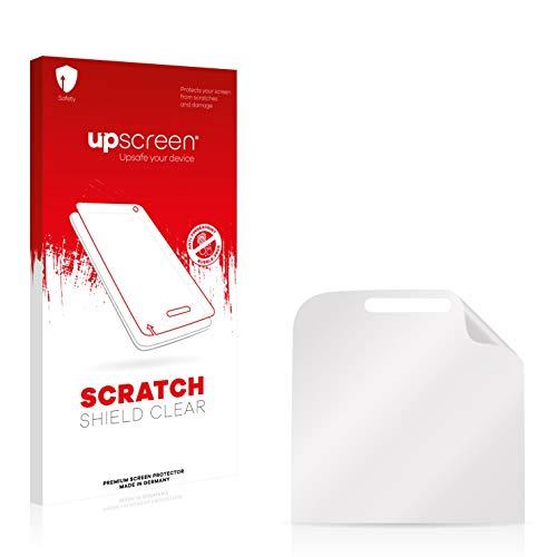 upscreen Scratch Shield Schutzfolie kompatibel mit Doro Primo 365 - Kristallklar, Kratzschutz, Anti-Fingerprint