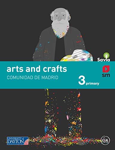 Arts and crafts. 3 Primary. Savia. Madrid