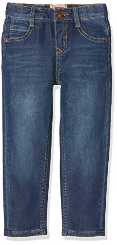 Levi's kids nn22024 46 trousers jeans, blu (indigo, 12-18 mesi (taglia produttore: 18m) bimbo