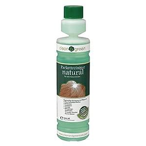 clean & green Parkettreiniger natural für geölte/versiegelte Parkett- und Korkboden
