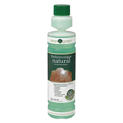 HARO clean und green, Parkettreiniger natural, 500 ml, 1 Stück, 407633