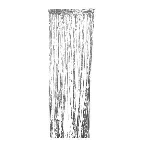 decorazione-del-partito-matrimonio-tenda-della-finestra-porta-lucido-lamina-orpello-7-colori-argento