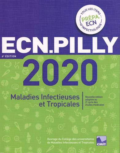 ECN Pilly : Maladies infectieuses et tropicales