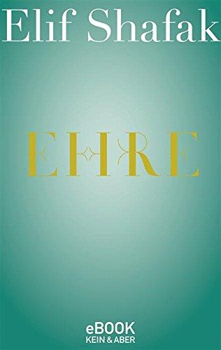 Buchseite und Rezensionen zu 'Ehre' von Elif Shafak