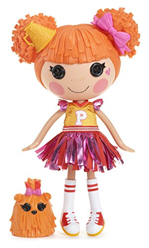 Lalaloopsy Puppe Peppy Pompoms