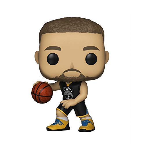 Funko 34449 Pop! Vinilo: NBA: Stephen Curry, Multi